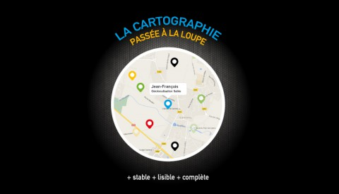 cartographie groupement taxis vtc